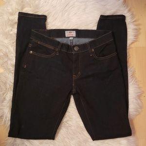 Fossil Dark Wash Skinny Jeans
